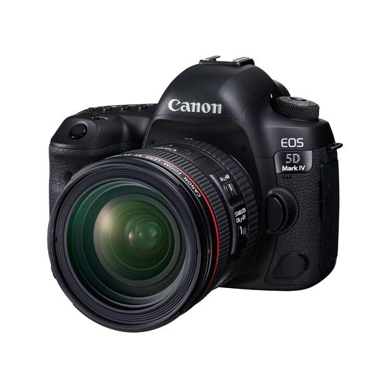 デジタル一眼レフカメラ EOS 5D Mark IV